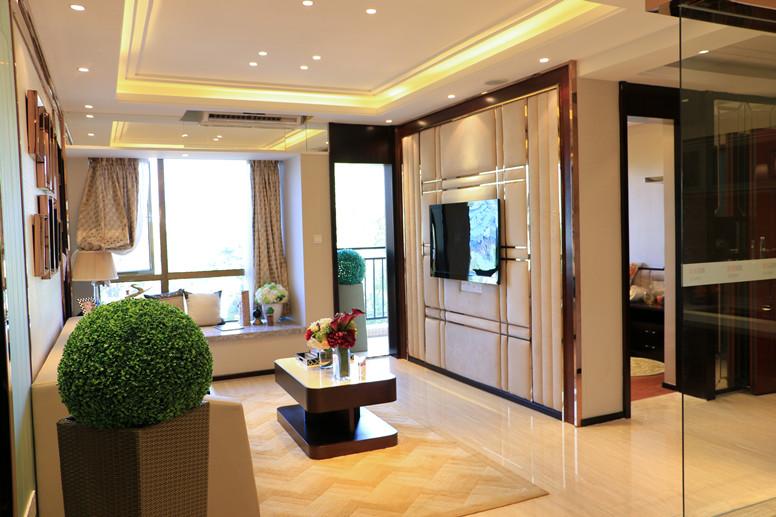 花语时光--现代奢华风格样板房