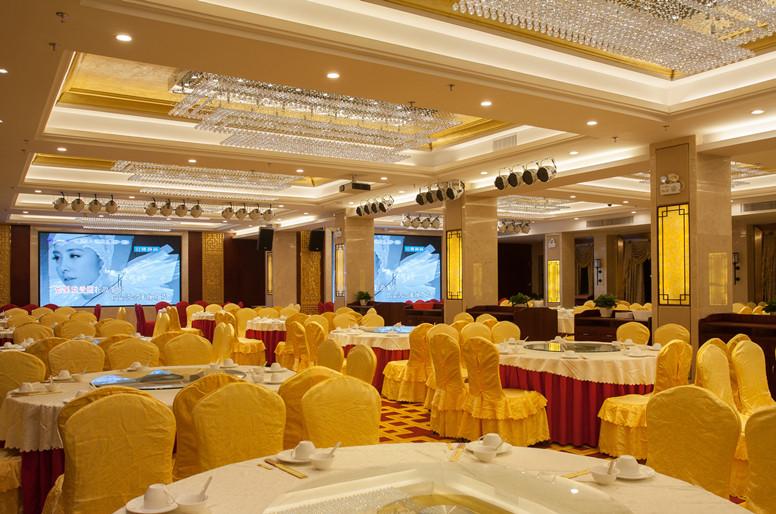 惠州宾馆--中餐厅
