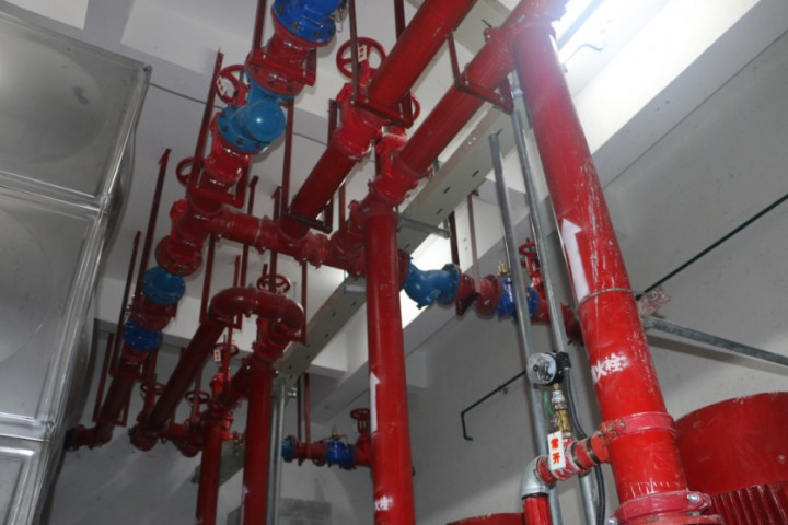 残联消防机电工程