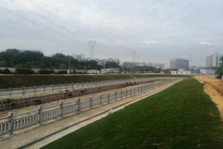 惠州市南部3条河涌(莲塘布河、冷水坑河、河桥水)水环境综合整治工程