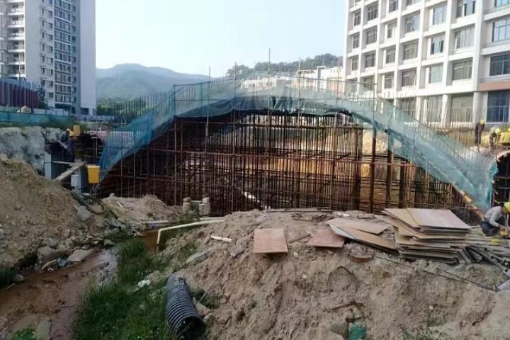 惠州工程技术学校三期河道整治及桥梁工程