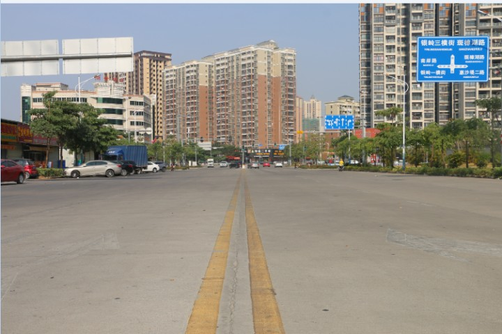 市区连接道捆绑建设工程(二期)--河南岸村市政道路建设工程