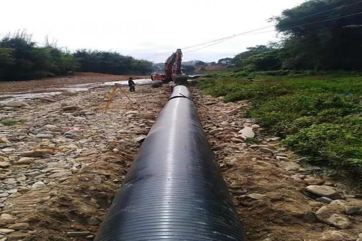 惠东县高潭镇污水处理厂排污管线工程